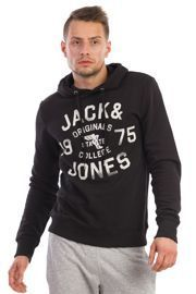 JACK & JONES ORIGINALS bluza męska Z KAPTUREM